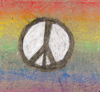 Chalk Peace