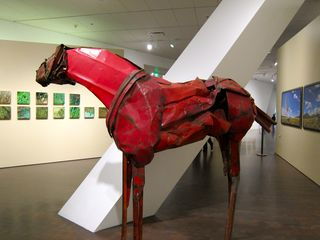 Butterfieldhorse